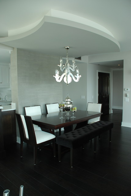Gold Coast Residence contemporary-dining-room