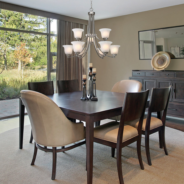 Houzz lighting dining room