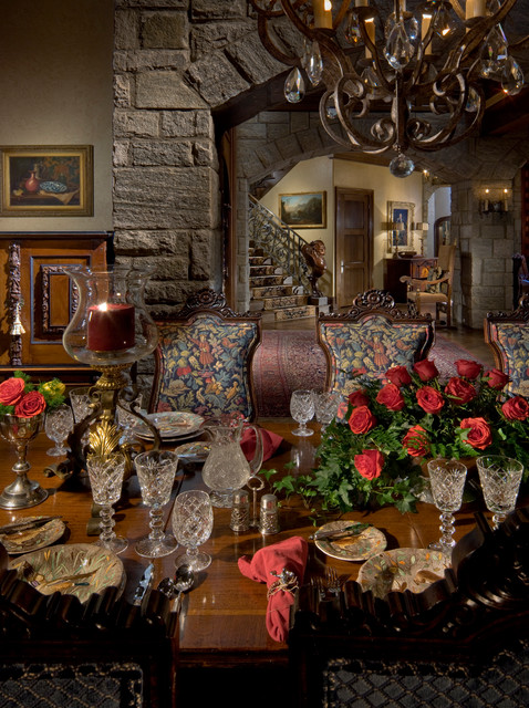 gothic dining room Steampresspublishing – Gothic Dining Room