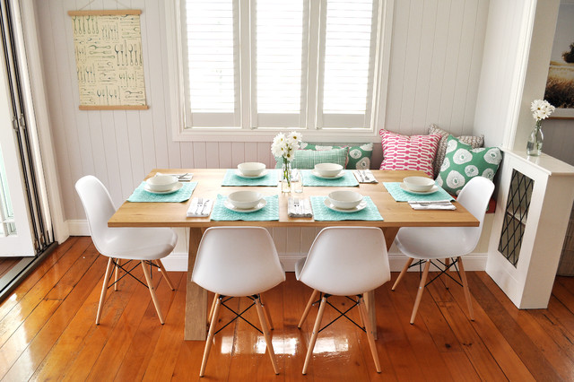 Graceville Dining Room Scandinavian Dining Room Brisbane By Greenwood 39 S Home
