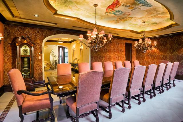 Grand Dining Room mediterranean-dining-room