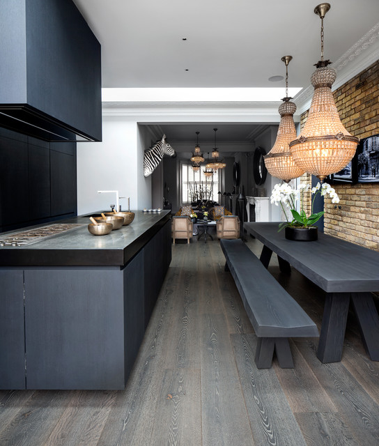 Grayham Road Oak Driftwood Engineered Wood Flooring