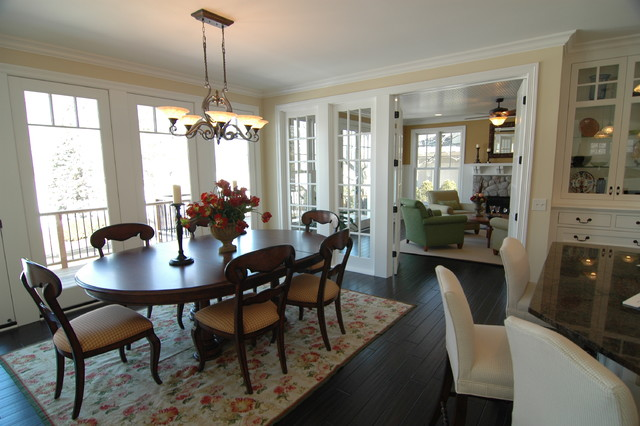 Formal Living Dining Combo Rooms