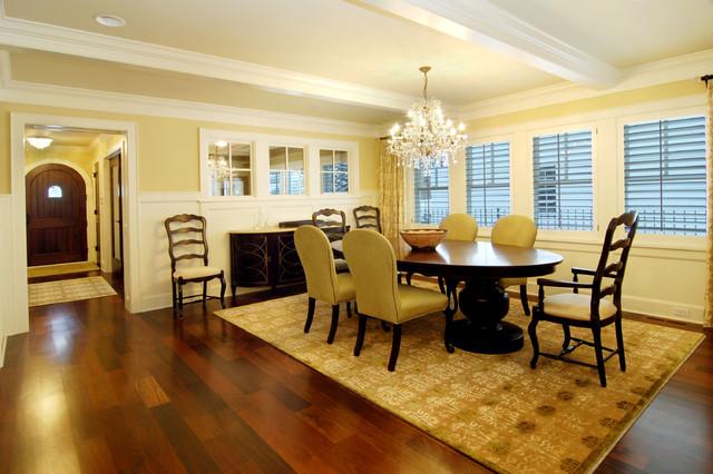 Great Neighborhood Homes traditional-dining-room