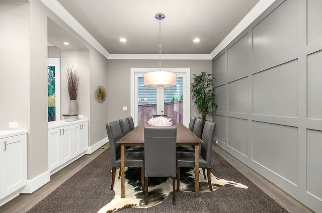 Greater seattle area san tropez b dining room for Seattle area home builders