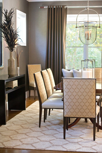 Greenwich Ct Home Transitional Dining Room New York By Roughan Interior Design