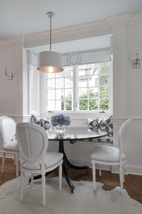 beautiful cornice window treatment example