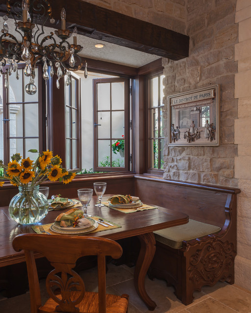 Grey Oaks Residence - New Construction traditional-dining-room