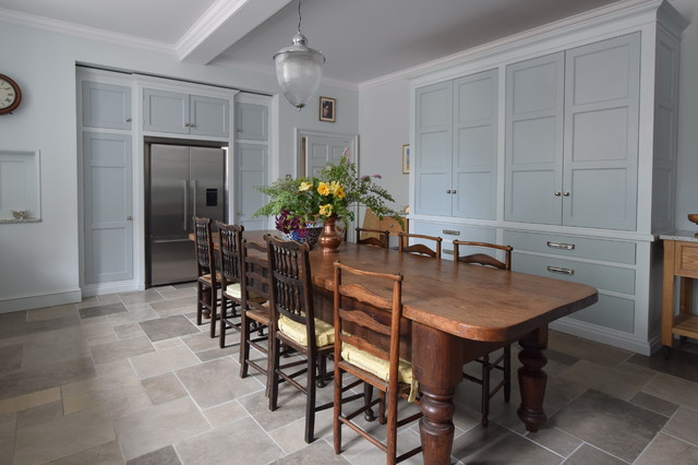 Guild Anderson Classic Hampshire Kitchen Traditional Dining Room Wiltshire By Guild