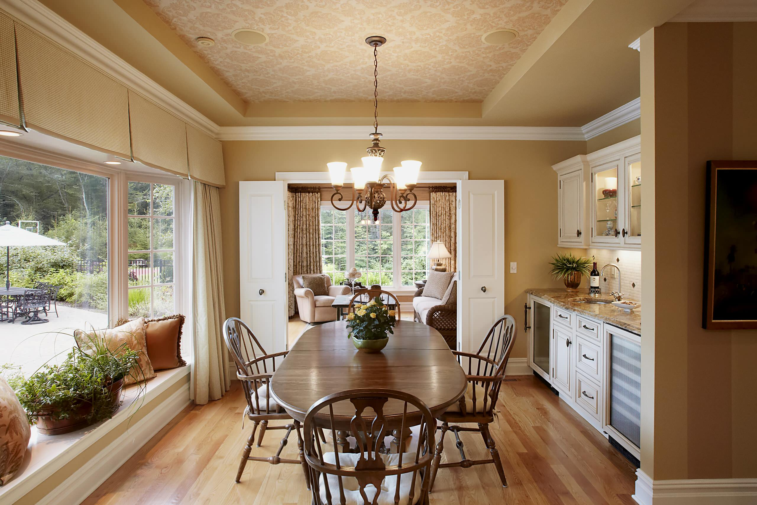 Dining Room Bay Windows Houzz