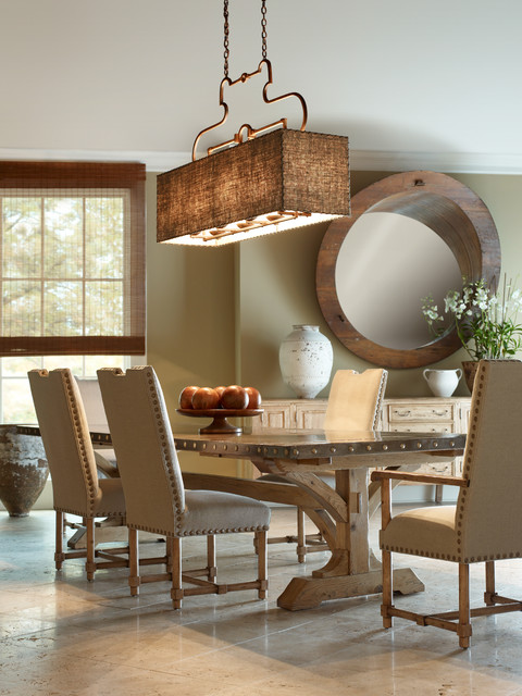 Guy Chaddock Country English Dining Room Contemporary dining room