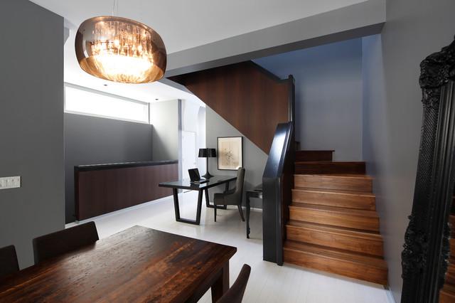 H. Richards - S. Residences - Dining Room modern-dining-room