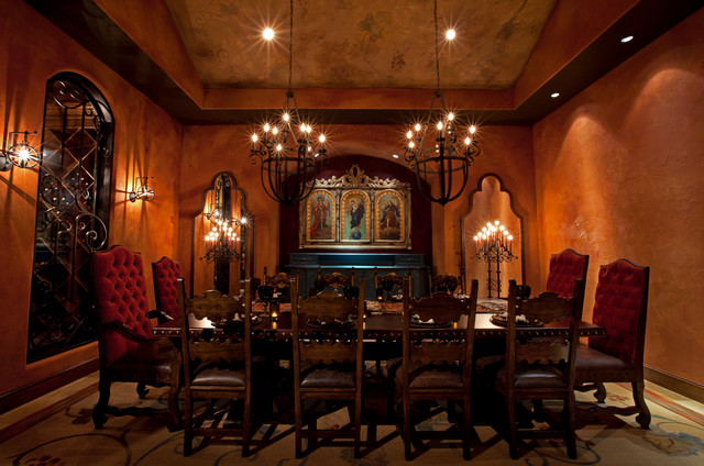 Hacienda: Mission Casual Southwestern Dining Room