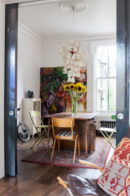 Hackney scandinavian inspiration   skandinavisk   spisestue ...