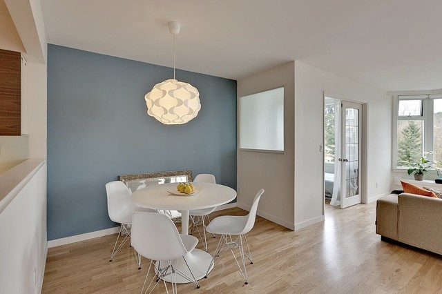 Halifax St Modern Dining Room Vancouver By Mike Strutt Design