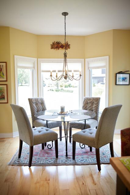 Hamilton P&P contemporary-dining-room