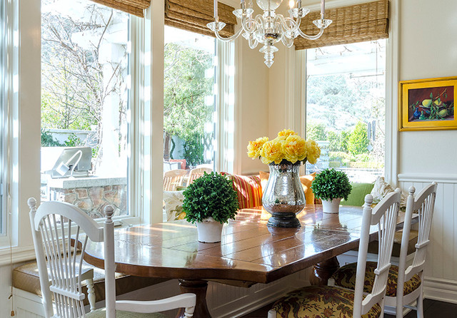 Hampton\'s Style home in Hidden Valley Ca. - Contemporary - Dining ...