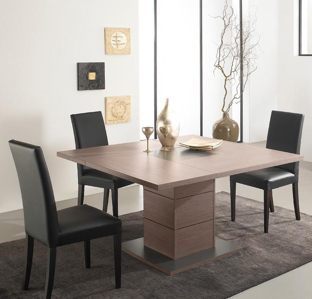 Hanna living room collection contemporain salle for Salle a manger hanna