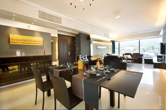 Harbourfront landmark hong kong for Dining room hong kong