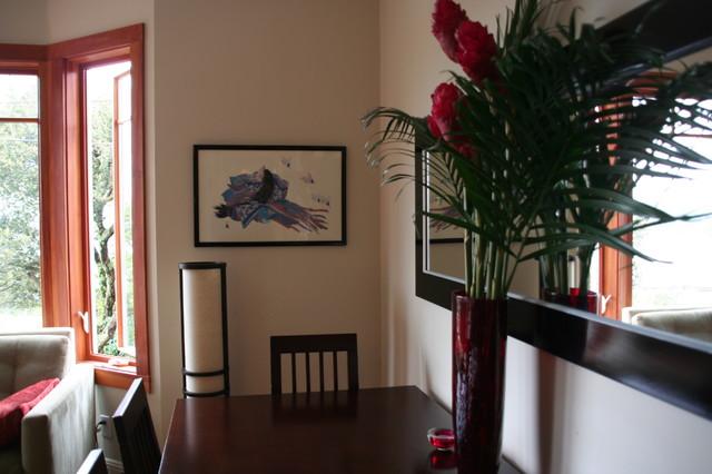 Harrison House (HH) - California Zen Vacation Rental modern-dining-room