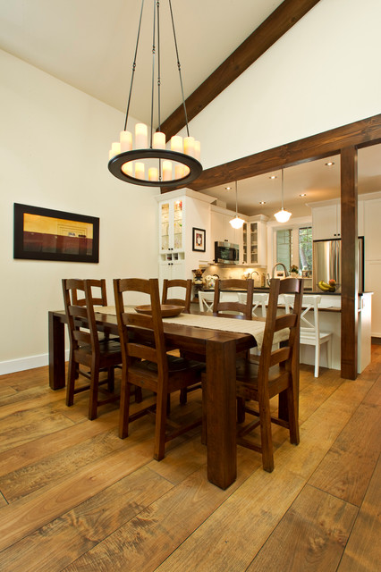 Hasse Haus transitional-dining-room