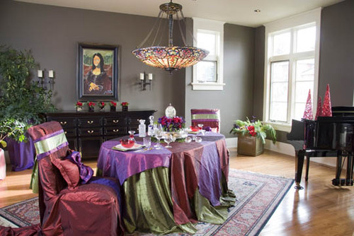 Monika Siebert Design Planning Inc  dining room