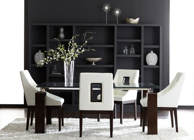 Havertys Furniture Contemporary Dining Room
