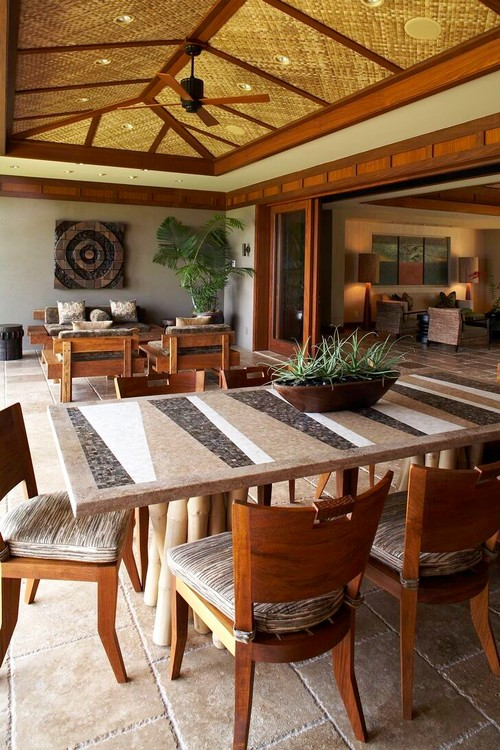 Hawaiian Ethnic Retreat