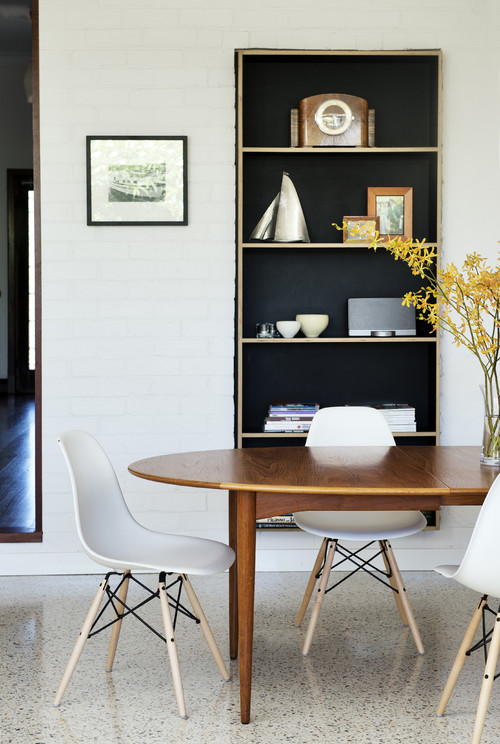 image named contemporary dining room
