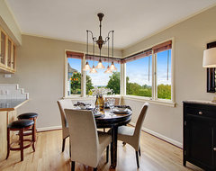 Hawthorne Hills View Property Dining Room contemporary-dining-room