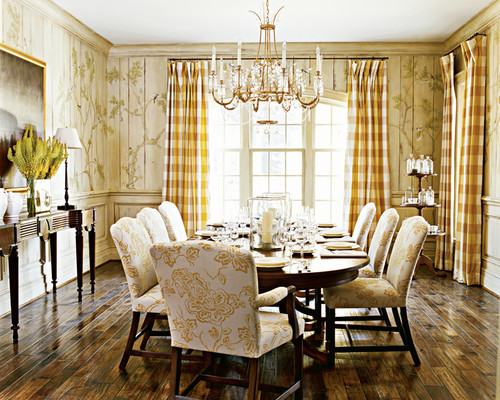 HDA Project 907 traditional dining room