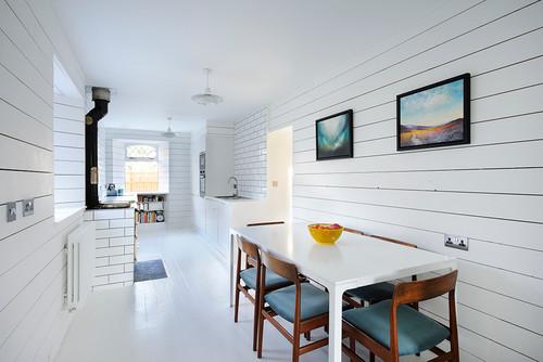 Heath Cottage dining kitchen