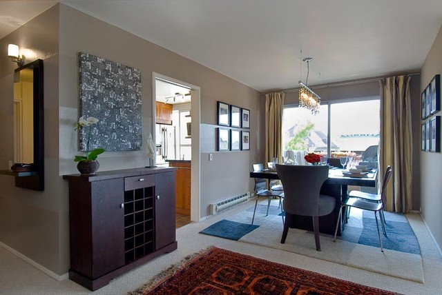 Heather Cleveland Design contemporary-dining-room