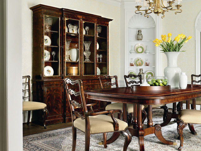 Henredon Oxford Classic Table Traditional Dining Room