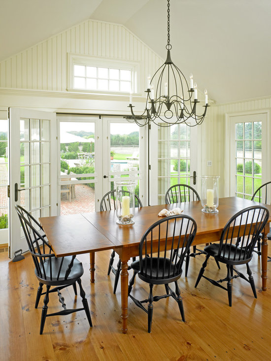 Farmhouse Rectangular Shade Chandelier Home Design s & Decor Ideas