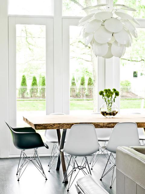 Hickmans' Home contemporary-dining-room