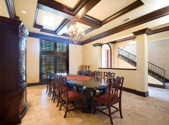Hideaway Bay Residence mediterranean-dining-room
