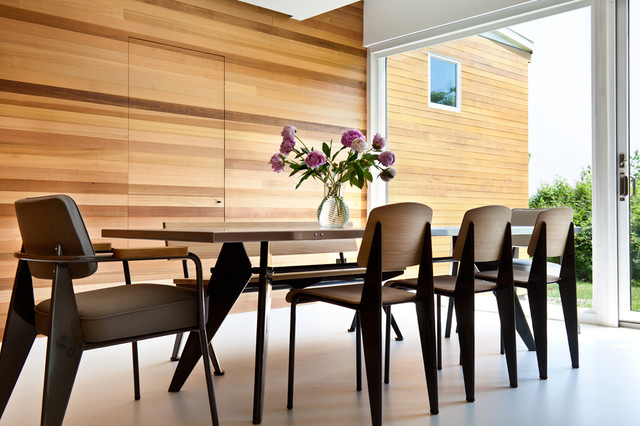 Hillcrest House midcentury-dining-room
