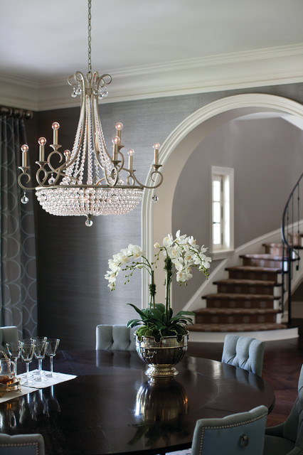 Hinkley Lighting contemporary-chandeliers