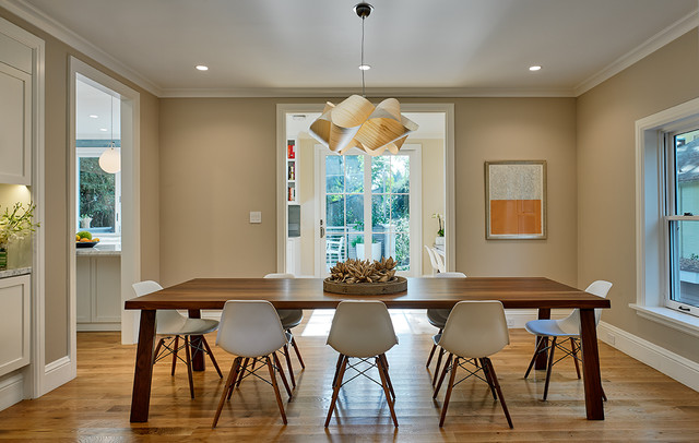 Historic 1910 Home Remodeled To Modern