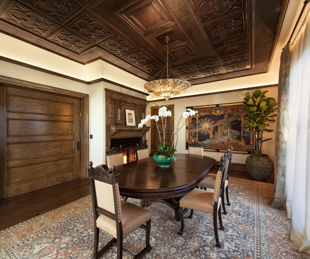 16 Absolutely Gorgeous Mediterranean Dining Room Designs: Historic Preservation In Downtown Santa Barbara