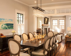 Historic Whole House Renovation - Dining Room craftsman-dining-room