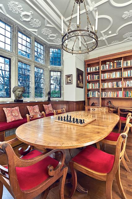 Historical apartment hampstead north london for Interior designers north london