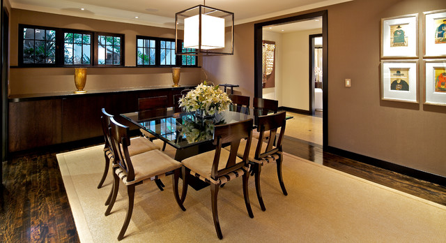 Historical House Remodel traditional-dining-room