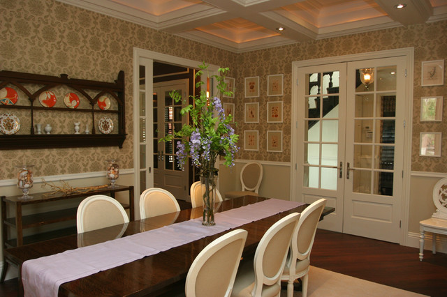 Historical Renovation traditional-dining-room