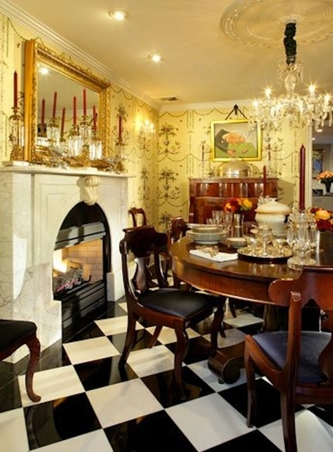 hoboken brownstone traditional dining room other