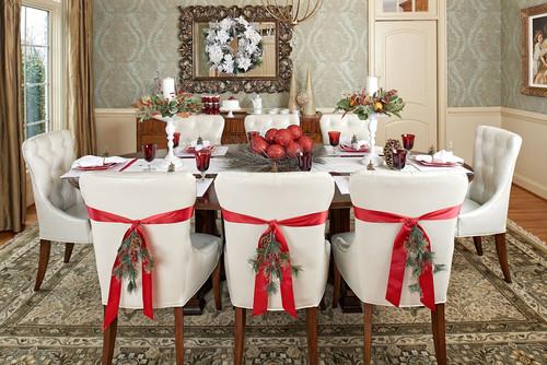 Decorazioni Da Tavola Per Natale : Idee creative per la tavola di natale dilei