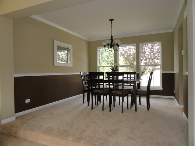 Home Decor/Staging traditional-dining-room