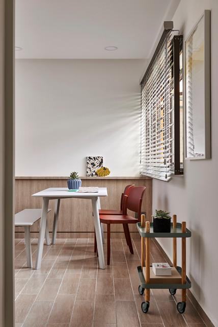 HOME   JZ + CS contemporary-dining-room