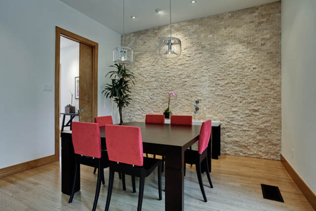 Home Makeover contemporary-dining-room